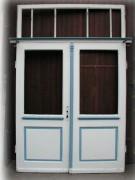 Windfangtür/Wohnungstür zweiflügelig