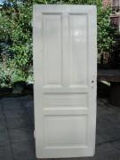 Zimmertüren mit vier Kassetten / Diverse Maße