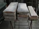 15 Stück antike Treppenstufen aus Eichenholz