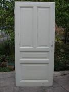 Mehrere gleiche Zimmertüren mit vier Kassetten / Diverse Maße
