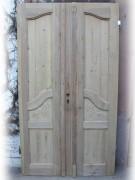 Windfangtür/ Wohnungstür zweiflügelig