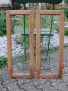 1 Paar Fensterflügelchen, Rahmen für Bilder, Fotos oder Dekoration