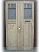 10 Stück gleiche Jugendstil Wohnungstüren Windfangtüren
