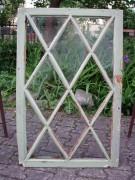 Oberlichter mit Holzsprossen, für Türen oder Umnutzung