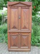 Historische Haustüre, einflügelig, Gründerzeit, Superzustand