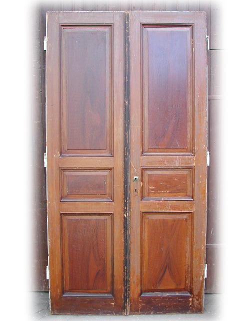 2 Stück Flügeltüren / Wohnungstüren