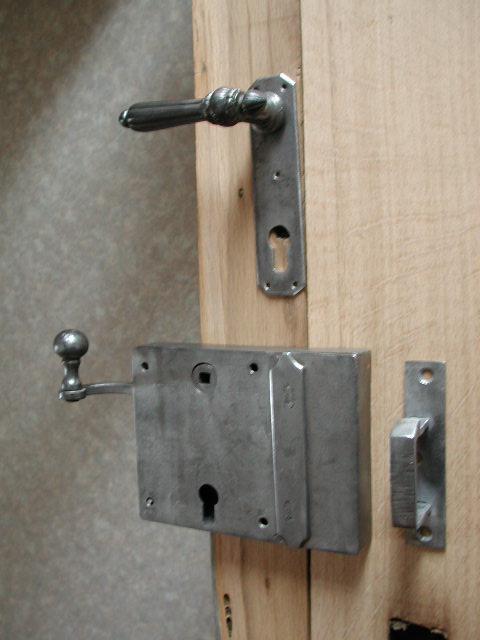 Kastenschloss Umbau auf Profilzylinder