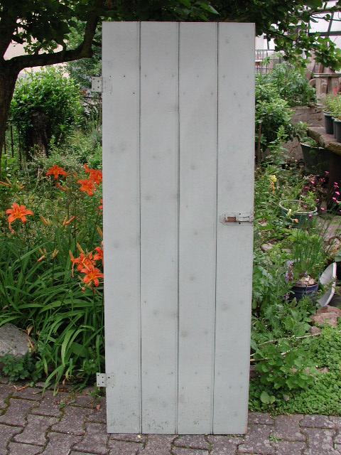 """Bretttüre mit dem """"Z"""", für Fotostudio, Deko, oder als kleine Bretttüre"""